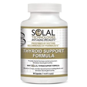solal Thyroid Support Formula (90 capsules)