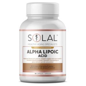 solal Alpha Lipoic Acid (R)