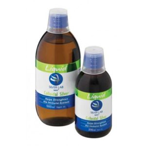 Colloidal Silver Liqui-Gel 200ml