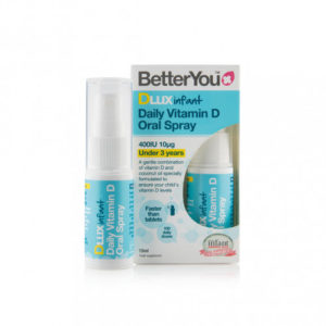 DLuxInfant – Vitamin D Oral Spray