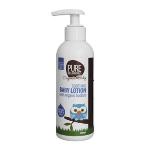 Pure Beginnings Soothing Baby Lotion