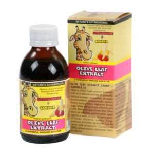 Olive Leaf Extract 150ml Syrup
