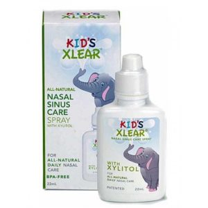 Sweet Life Xlear Nasal-Sinus Care Kids 22ml Spray
