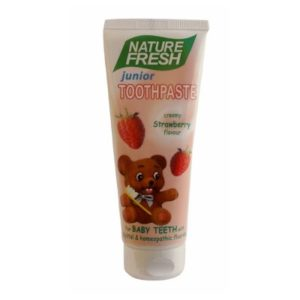 Junior Toothpaste Strawberry 75ml