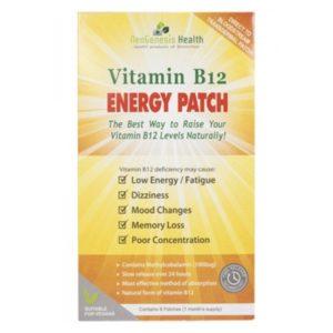 neogenisis Vitamin B12 Energy Patch