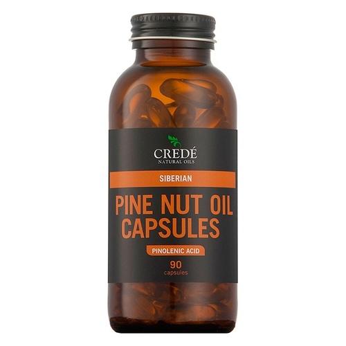 Pine Nut Oil Capsules 90