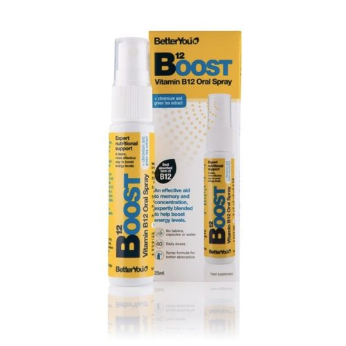 better you B12 Boost Oral Spray betteryou