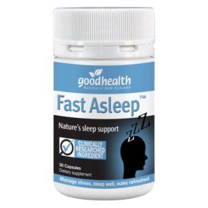 goodhealth fast asleep