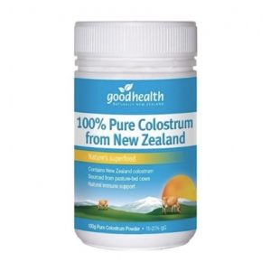 Good Health 100% Pure Colostrum