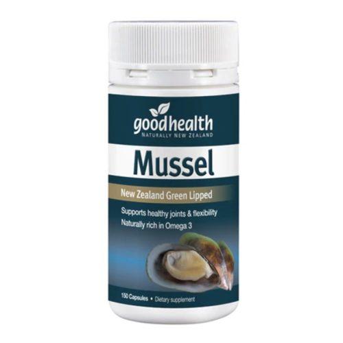 Mussel – New Zealand Green Lipped